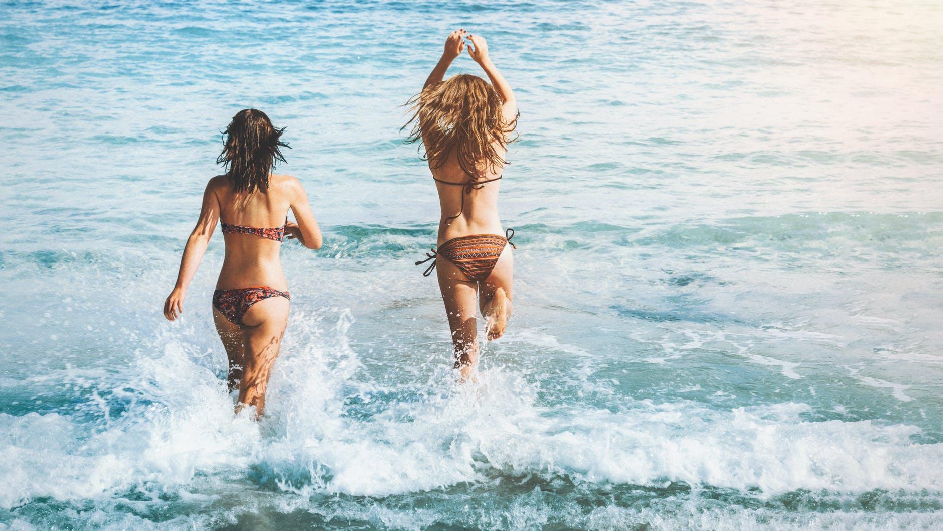 Wyjątkowe stroje kąpielowe damskie